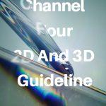هویت بصری شبکه چهار - طراحی شده در شرکت تبلیغاتی الف ، طراحی فونت شبکه چهار ، طراحی هویت بصری