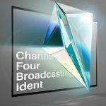هویت بصری شبکه چهار - طراحی شده در شرکت تبلیغاتی الف