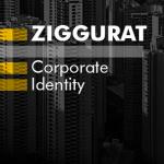 هویت بصری شرکت زیگورات