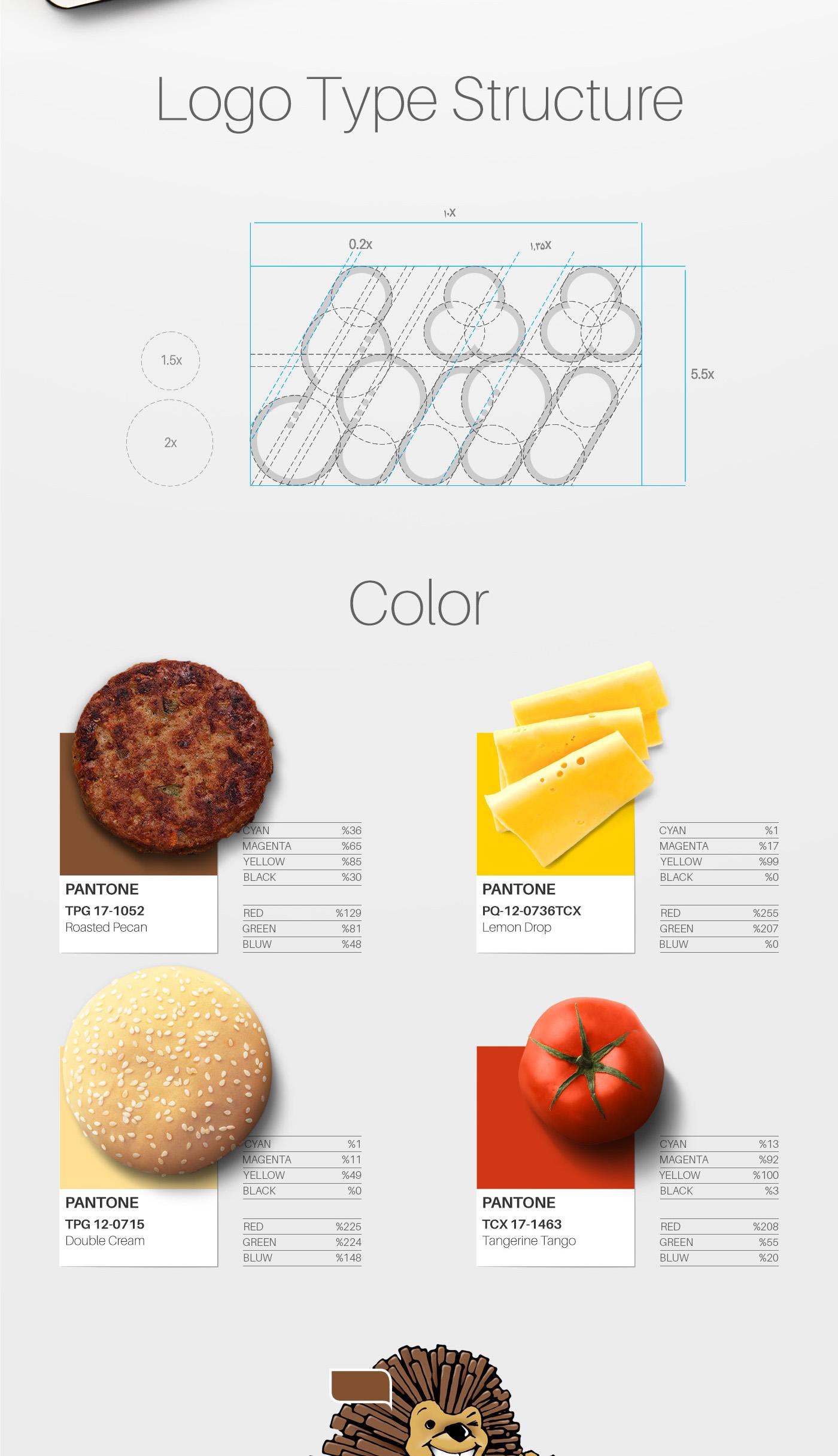 هویت بصری فست فود ژوژوک 1، هویت بصری رستوران ژوژوک، فست فود ژوژوک، هویت بصری، طراحی هویت بصری، شرکت تبلیغاتی الف، طراحی لوگو، طراحی لوگوتابپ، طراحی ست اداری، طراحی اوراق اداری
