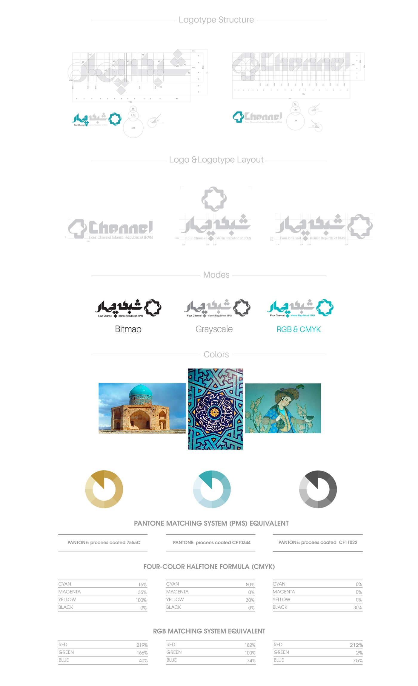 هویت بصری دو بعدی و سه بعدی شبکه چهار سیما 2، دو بعدی و سه بعدی شبکه چهار سیما، هویت بصری، طراحی هویت بصری، شرکت تبلیغاتی الف، طراحی لوگو، طراحی لوگوتابپ، طراحی ست اداری، طراحی اوراق اداری