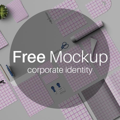 free mockup for corporate identity , alef design agency , free download , free psd mockup for corporate identity , corporate identity