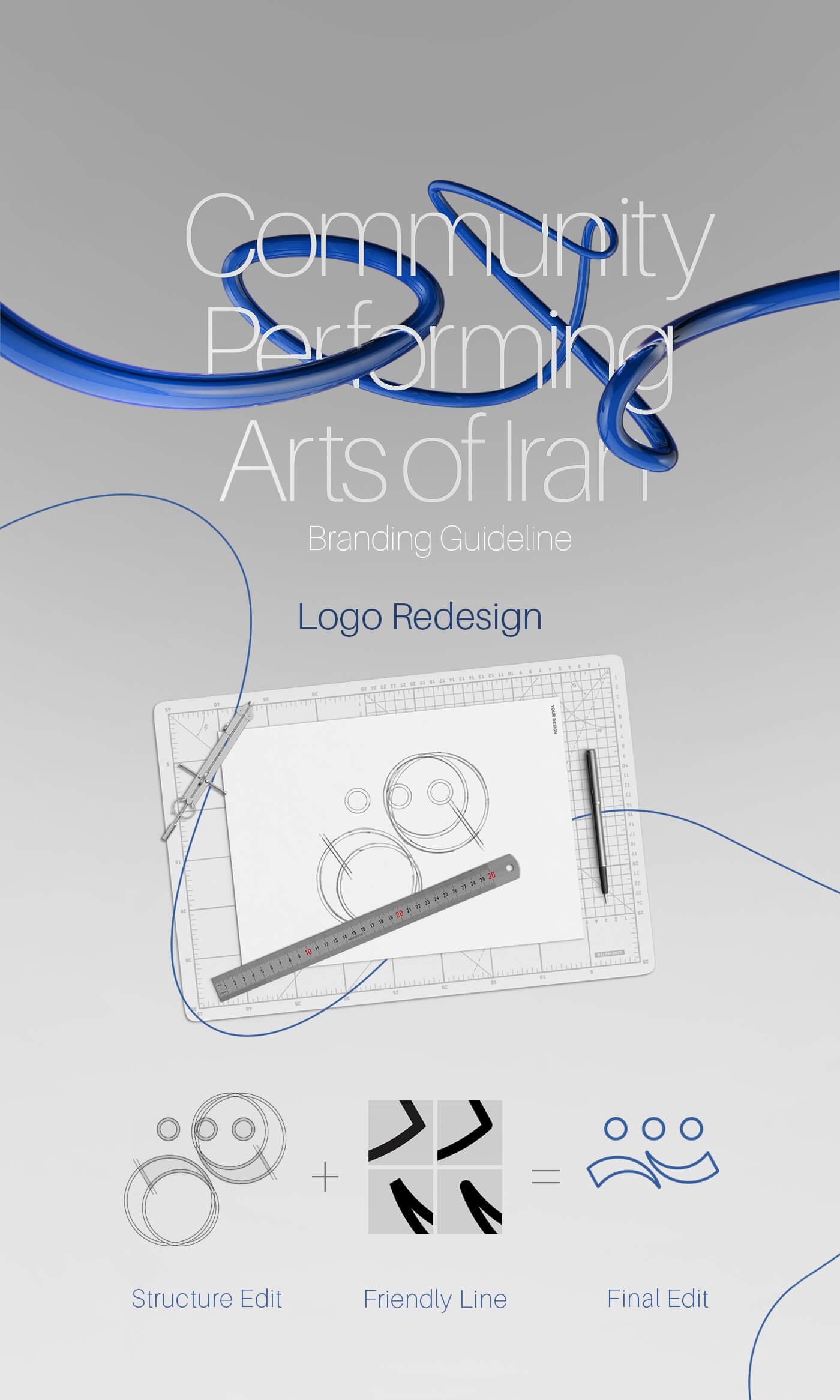 هویت بصری انجمن هنرهای نمایشی 1، انجمن هنرهای نمایشی، هویت بصری، طراحی لوگو، طراحی لوگوتایپ، طراحی ست اداری، طراحی اوراق اداری، شرکت تبلیغاتی الف، طراحی هویت بصری