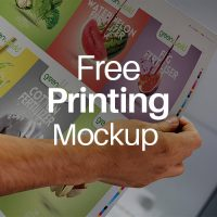 free mockup for printing 3 , alef design agency , free download , free psd mockup for printing 3, corporate identity