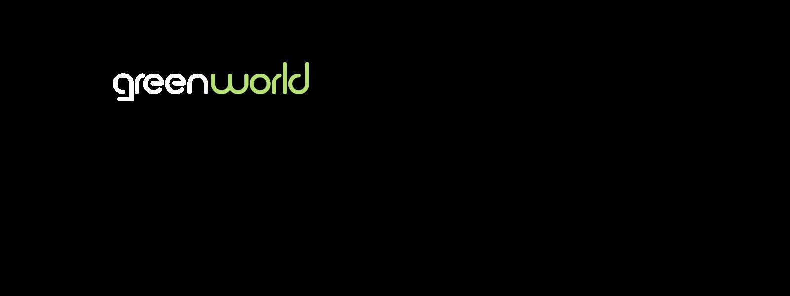 لایه پنجم اسلاید گرین ورلد، هویت بصری گرین ورلد، طراحی لوگو، طراحی لوگوتایپ، شرکت تبلیغاتی الف، طراحی هویت بصری