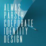 طراحی هویت بصری برند الماس پارسه