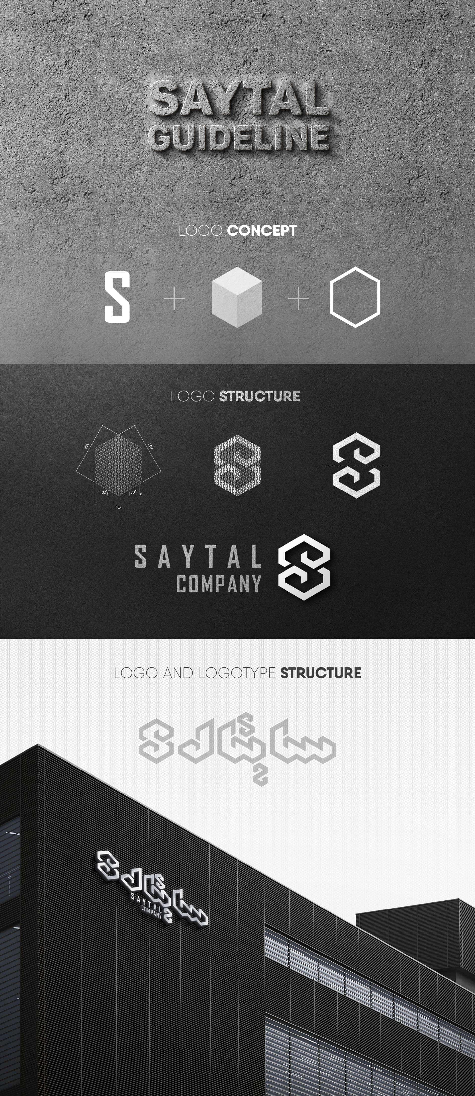 هویت بصری شرکت سایتال ساخت ، هویت بصری، طراحی لوگو، طراحی لوگوتایپ، طراحی ست اداری، طراحی اوراق اداری، شرکت تبلیغاتی الف، طراحی هویت بصری