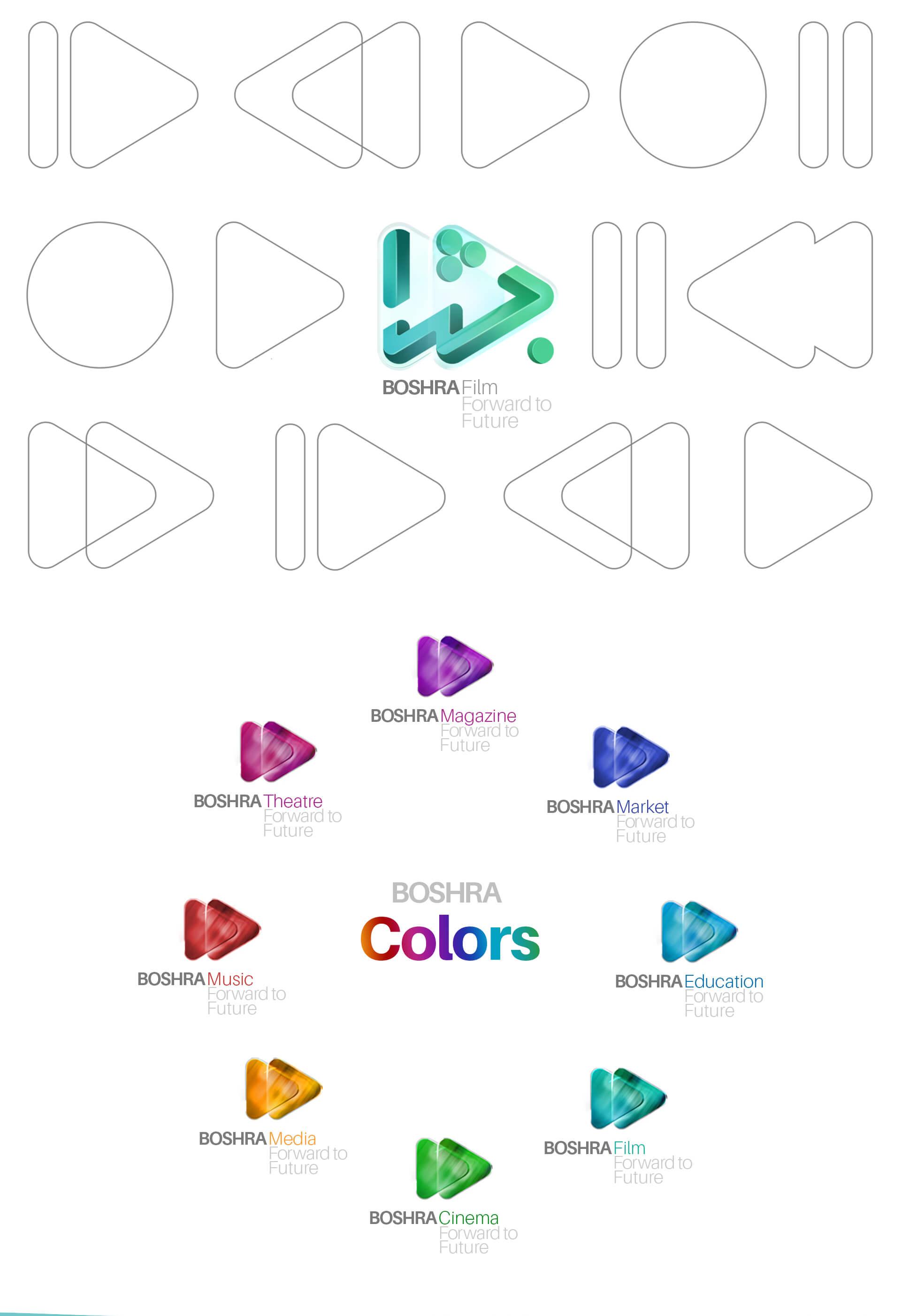 هویت بصری بشرا، رسانه، تبلیغات، آژانس تبلیغاتی، هویت بصری، طراحی هویت بصری، شرکت تبلیغاتی الف، طراحی لوگو، طراحی لوگوتابپ، طراحی ست اداری، طراحی اوراق اداری، کمپین تبلیغاتی، برندینگ