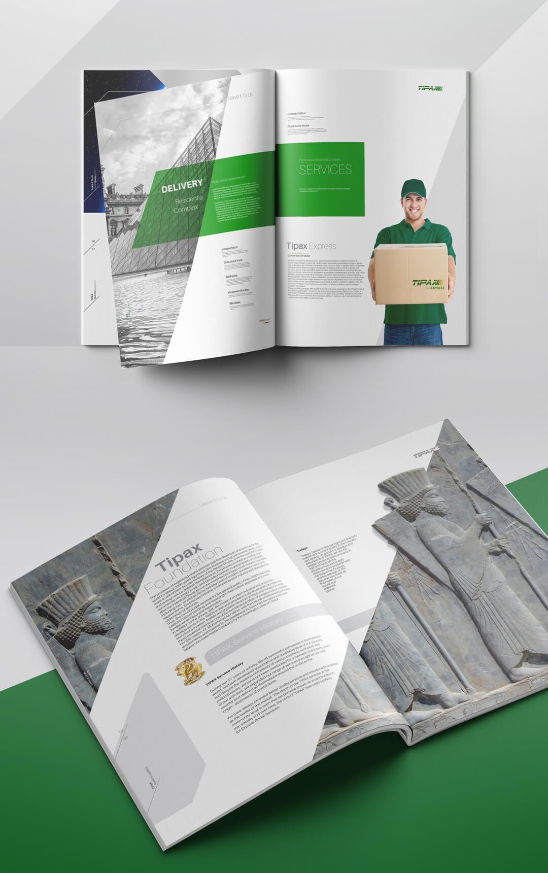 طراحی کاتالوگ تیپاکس، رسانه، تبلیغات، آژانس تبلیغاتی، هویت بصری، طراحی هویت بصری، شرکت تبلیغاتی الف، طراحی لوگو، طراحی لوگوتابپ، طراحی ست اداری، طراحی اوراق اداری، کمپین تبلیغاتی، برندینگ